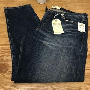 New! Limited Edition Lucky Brand Triumph Jeans
